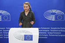 Greta Thunberg dupeert haar leeftijdgenoten