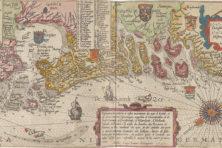 Oude kaarten vertellen geschiedenis Nederland
