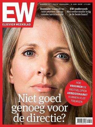 Cover Elsevier Weekblad editie 23 2019