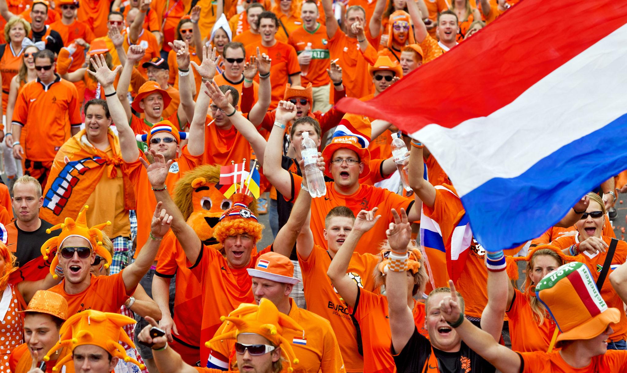 Ik ben er trots op een Nederlander te zijn' - EW
