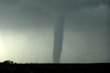 Aantal stevige tornado's neemt eerder af dan toe
