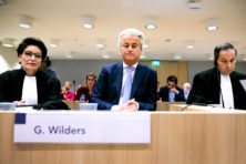 Graag wat meer solidariteit met Geert Wilders
