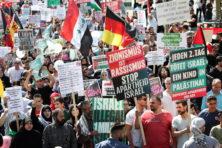 Iraans anti-Israëlprotest bereikt ook westerse steden
