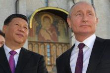 Het was een uitstekende week voor Poetin
