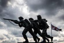 D-day: kruistocht voor vrijheid, tolerantie en democratie