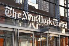 New York Times heeft zijn mondiale gezag verspeeld