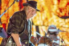 Canadese zanger-gitarist nog lang niet opgebrand