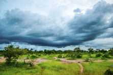 Model voorspelt heftige regenval op lange termijn