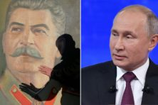 Is Vladimir Poetin erger dan Jozef Stalin?