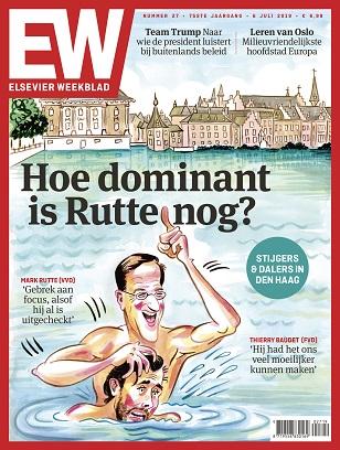 Cover Elsevier Weekblad editie 27 2019