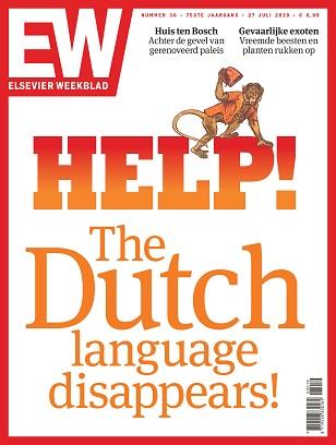Elsevier weekblad cover editie 30 2019
