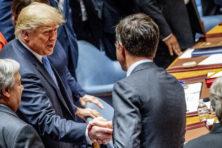 Rutte gaat opnieuw op bezoek bij Trump