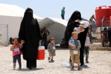 Komen Syriëgangers terug dankzij Amerika?