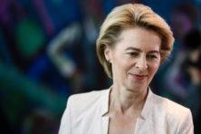 Von der Leyen wil Europese klimaatwet en meer