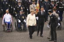 Duitsland en Frankrijk geven toe: EU is Duits-Frans imperium