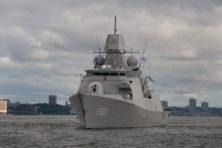 Nederland kan helemaal geen fregat sturen naar Iran