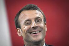 Macron aan de macht