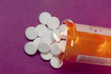 Zware pijnstiller oxycodon in opmars