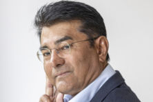 Chander Mahabier: 'Als mensen je vragen, dan help je'