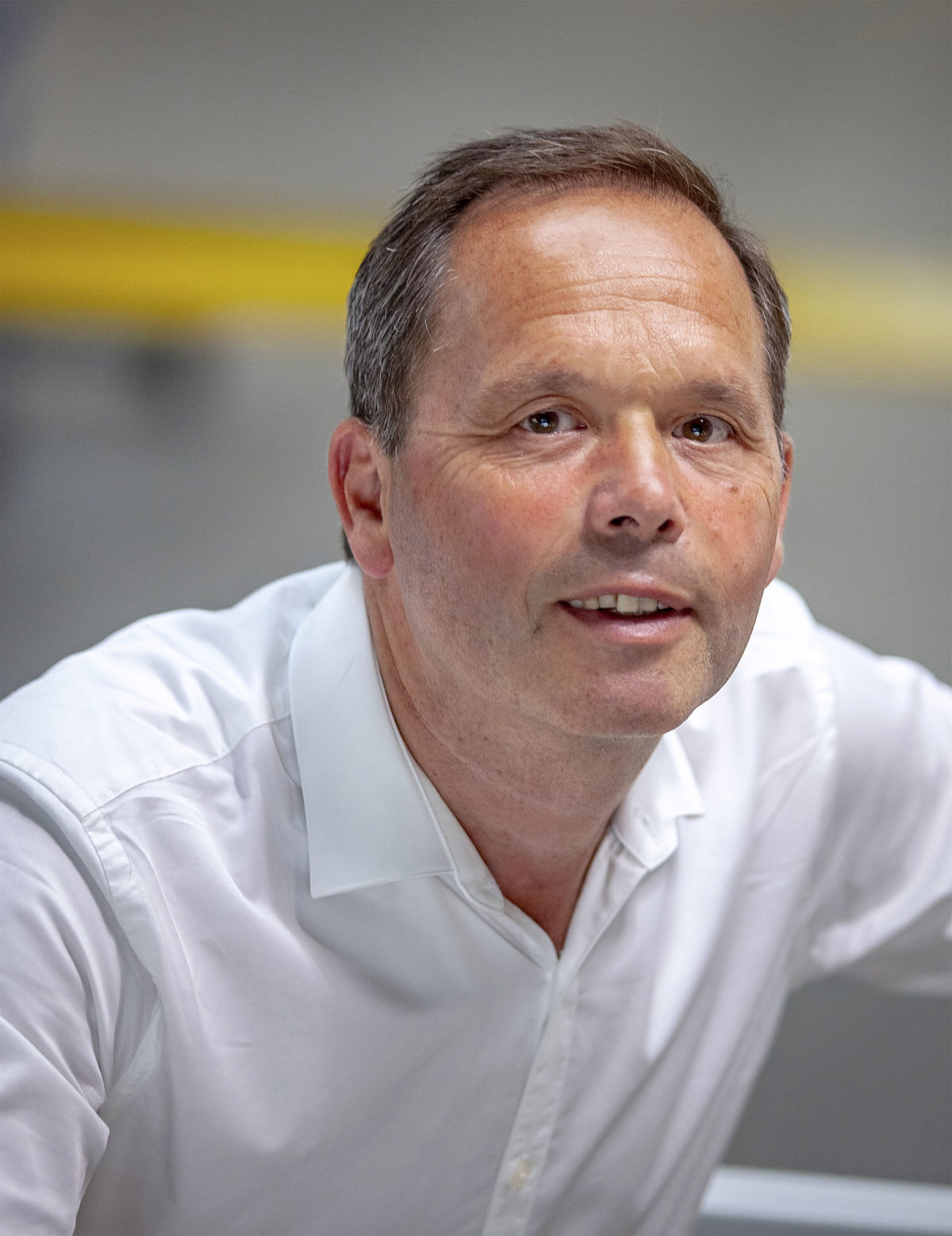 Wilco Kruitbosch, brand manager Cortina. Foto: Thijs Wolzak