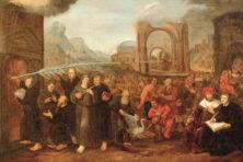 Geschiedenis lutheranen mooier dan de toekomst