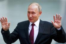 Machtspositie Poetin brokkelt af
