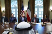 Wie houden de Amerikaanse president in toom?