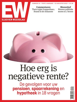 cover elsevier weekblad editie 35 2019