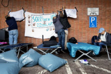 'Beschamend dat in een land als Nederland daklozenaantal verdubbelt'