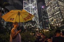 De demonstranten in Hongkong verdienen meer steun