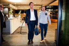 Rutte noemt VVD-kroonprins Dijkhoff 'niet per se' opvolger