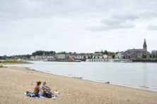 In waterrijk Nederland is een zandstrand nooit ver weg