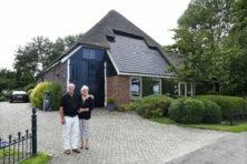 Gezellige stolp onder Hollandse luchten