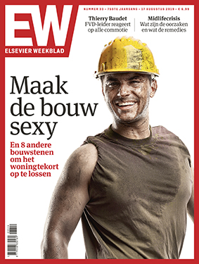 Cover Elsevier Weekblad editie 33