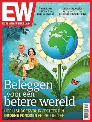 Cover Elsevier weekblad editie 38 2019