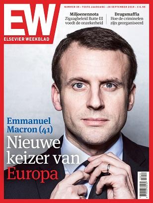 Elsevier weekblad cover editie 39 2019
