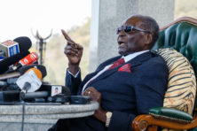 Mugabe ruïneerde Zimbabwe om de macht te houden