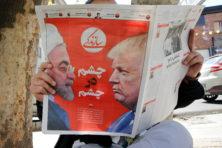 Trump overweegt te praten met Iran na vertrek Bolton