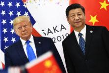 Tussen ruziënd China en Amerika stelt Europa zich laf op