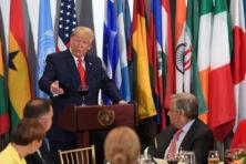 Onbesuisd? Wat betreft Iran is Trump heel voorzichtig