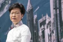 Carrie Lam: ijzeren dame van Hongkong