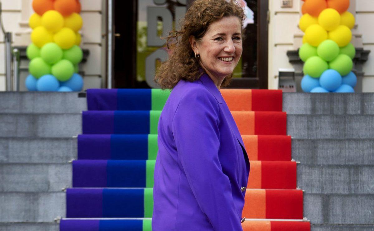 Minister van Onderwijs, Cultuur en Wetenschap Ingrid van Engelshoven