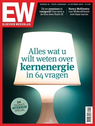 cover Elsevier weekblad editie 41 2019