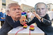 Hoe Amerika een vuist kan maken tegen activistische Poetin