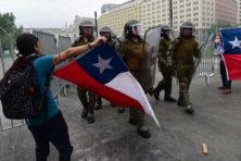 Chaos en massaprotest: vier brandhaarden wereldwijd