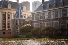 Haagse bespiegelingen door Bert van den Braak