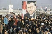 Erdogan kent achilleshiel Europa: chanteren met vluchtelingen