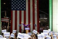 Elizabeth Warren: Wie is grote kanshebber van de Democraten?