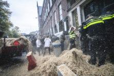 Provincies bezwijken onder boerenprotest