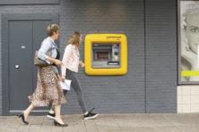 Pinautomaten verdwijnen in rap tempo